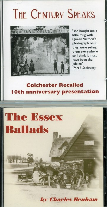 Colchester Recalled CDs