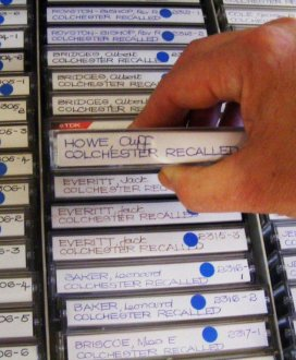 The Tape Archive
